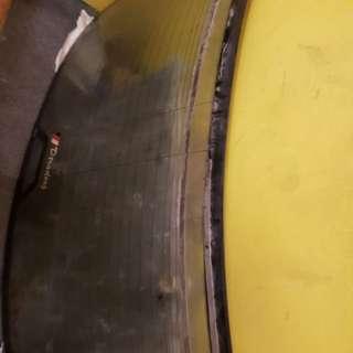 Bmw e36 rear glass