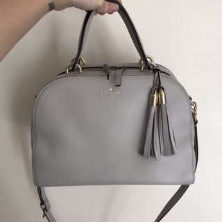 Authentic Spade Bag - Almost Bnew with Care Card