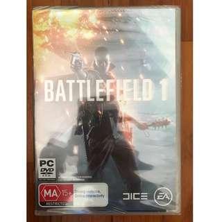 WTS: BNIB Battlefield 1 (PC)