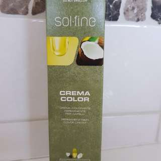 Sol-fine Permanent Hair Colour - Very light tabacco (Blonde)