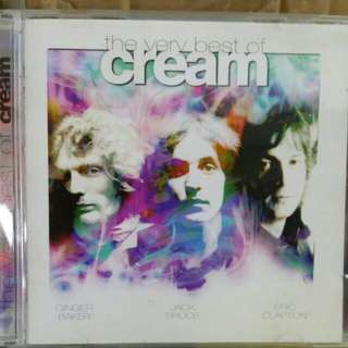 CD The cream