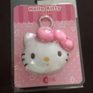 Hello Kitty EZ-Link plush charms