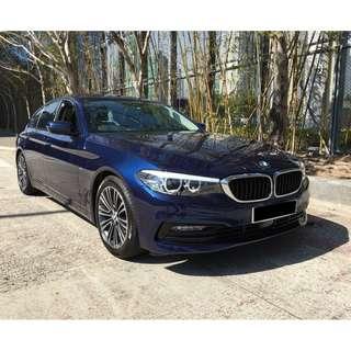 BMW 520D Sport ( 2017 )
