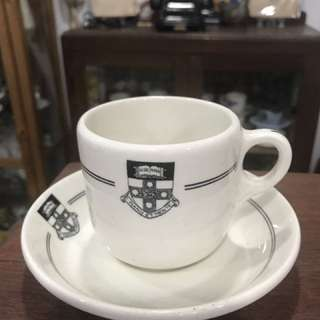 University of New South Wales Australia Vintage Cup & Saucer