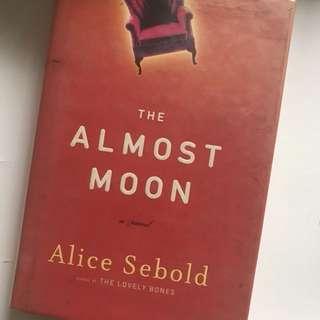 Almost Moon (hardbound)