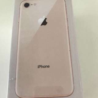 iPhone 8 - 64G  100% New, $950
