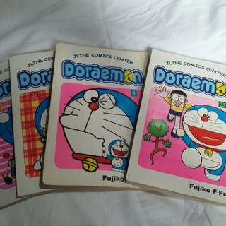 Doraemon Comic Book