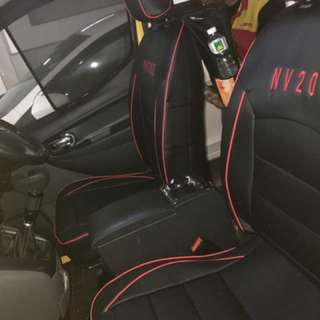 NV200 genuine leather seat cover (Customise)