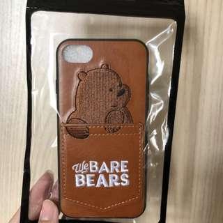 熊熊遇見你手機殻
