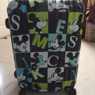 Mickey Mouse Check-in luggage