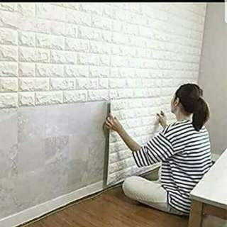 3D WALL FOAM BRICKS