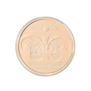 🚚 [INSTOCK] [SALE] Rimmel Stay Matte Pressed Powder (Transparent)