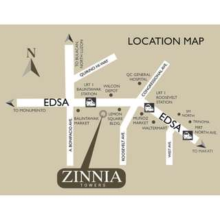 3 bedroom condo unit in zinnia towers quezon city