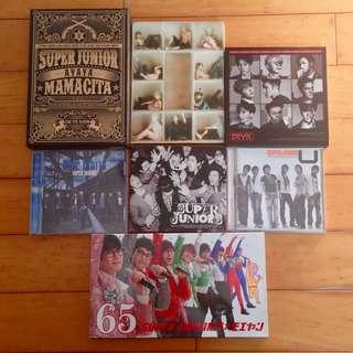 Super Junior 碟