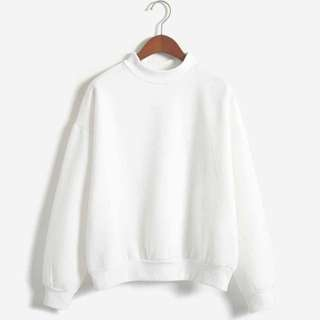 BN White Pullover