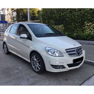 MERCEDES-BENZ B180 FACELIFT ( 2011 )