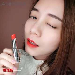 Anmyna安米娜8周年限量版口红 - 橙红色