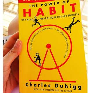 The Power of Habit by Charles Duhigg (eBook)