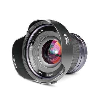 Meike 12mm F2.8 Ultra Wide Angle Manual Prime Lens Nikon Mirrorless