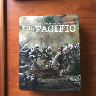 The Pacific - Blu-ray