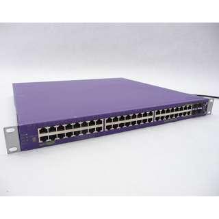 Summit Extreme x450 48 ports PoE 10/100/1000 (lifetime warranty)