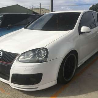 2007 Volkswagen Golf 2.0L