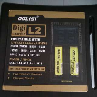 Golisi battery charger
