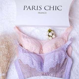 Paris Chic Wireless Bra