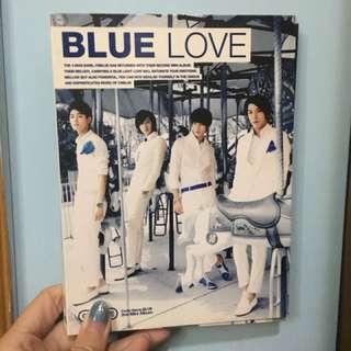 CNBlue - The 2nd Mini Album - Blue Love