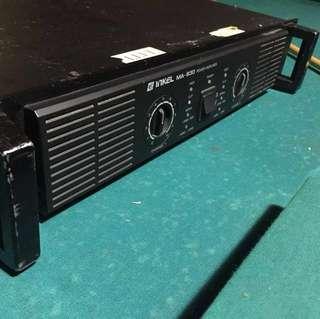 800 watts power amplifier amp INKEL MA-830