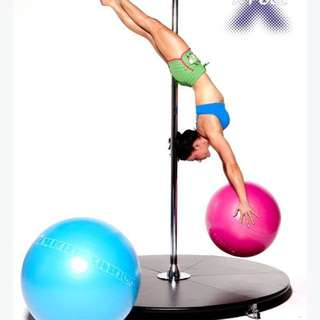 X- stage dance pole