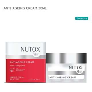 Nutox anti ageing cream