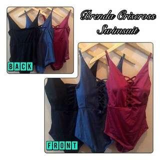 Brenda Crissross Swimsuit
