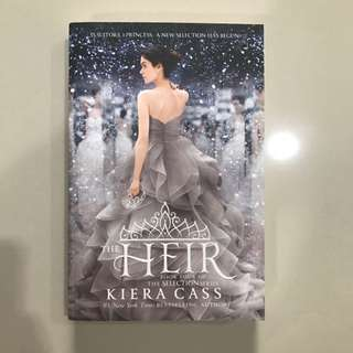 The Heir by Keira Cass