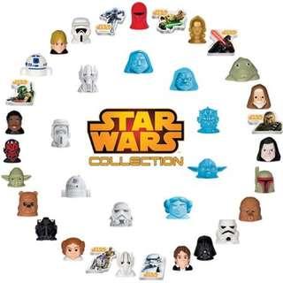 Zaini Egg Star Wars Collectibles