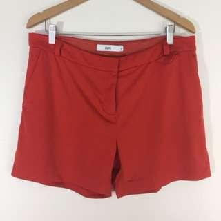Liam orange shorts