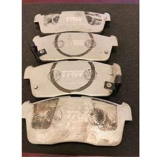 TRW Perodua Myvi 1.3 brake pads (DTEC)