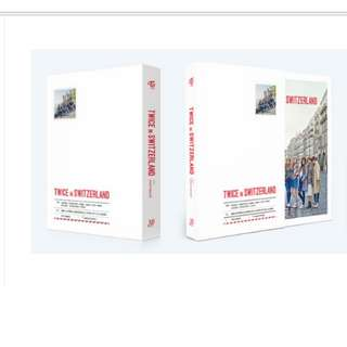 [PO] Twice - Twice TV5 : Twice In Switzerland Photobook