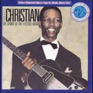 Charlie Christian The Genius Of The Electric Guitar cd