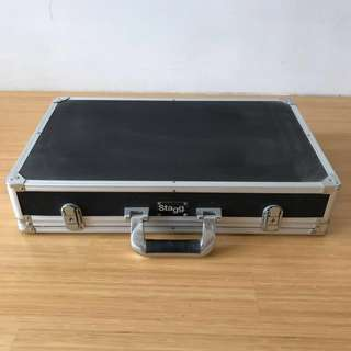 Stagg Hardcase Pedal Board