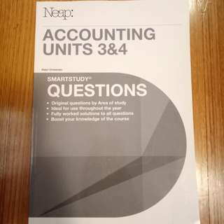 Neap Unit 3/4 Accounting