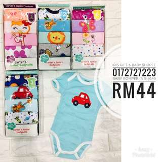 Baby Rompers 5 in 1 Set