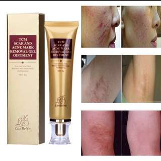 Scar/ Acne Mark remover gel