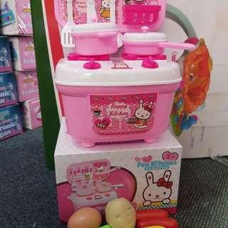 Hello Kitty mini kitchen set