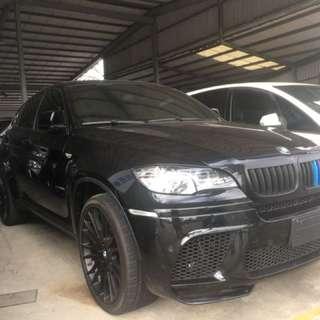 BMW X6 CDrive35i 2010 3.0L