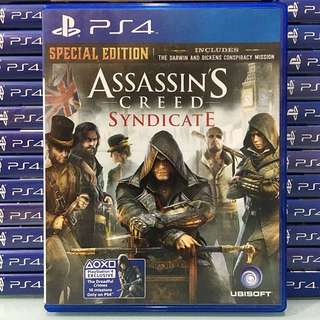 [PS4] Assassin's Creed Syndicate