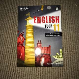 Insight English Year 11