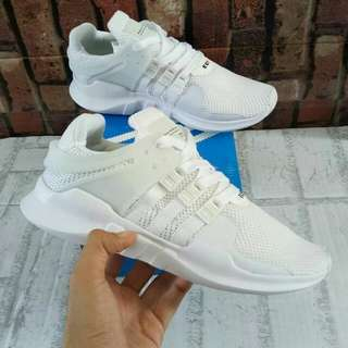 ADIDAS EQT SUPORT ADV TRIPLE WHITE MIRROR QUALITY