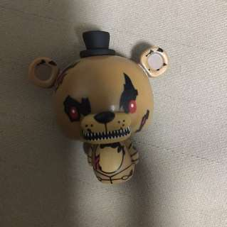 Five nights at Freddy small figurine