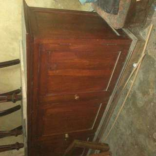Bupet bs buat kitchen set full kayu jati wa 085883971807